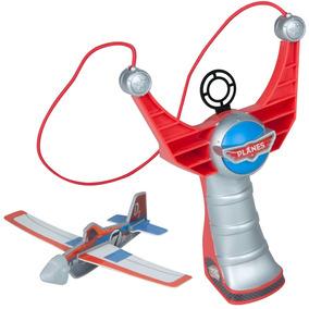 Lançador Disney Aviões Thumb Flyers Turbo Multikids