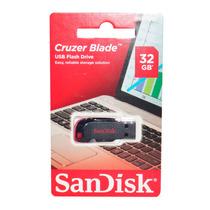 Pendrive 32gb Sandisk Original Usb Compatible Directv