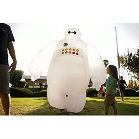 Kooy Baymax Inflable Del Traje De Cosplay De Halloween