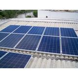 Conjunto 2 Painéis Solar Fv Peimar De 250wp Alta Eficiência