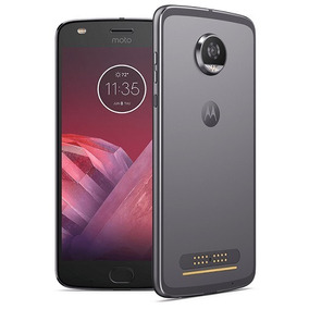 Celular Moto Z2 Play 64gb Octa Core Negro Meses Sin Interés
