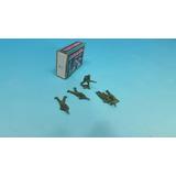 Soldaditos De Plomo Mini Birmania Caja X5 Num.2