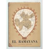 El Ramayana - Valmiki - Editorial Schapire
