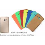 Tampa Traseira Samsung Galaxy J1 J100 J110 Ace Colors