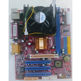 Tarjeta Madre Biostar U8668d Ddr Socket 478 Chipset Via