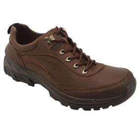 Zapato Todo Terreno Flexi Nubuck Herrajes 28 Camping Outdoor