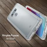 Funda Bumper Case Ringke Fusion Lg G6 / G6 Plus + Mica