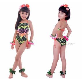 Ofertas Trajes De Baño Enteros, Bikinis Y Trikinis Niñas