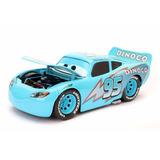 Cars Dinoco Lightning Mcqueen Auto De Metal Moldeado