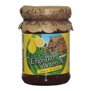 Geleia De Frutas Sabor Limão Siciliano Orgânico 210g