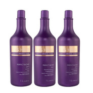 Inoar Progressiva Matizadora Ghair Perfect Blond - 3x1litro