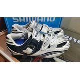 Zapatos Zapatillas Shimano Bicicleta Ruta Trabas Spinning