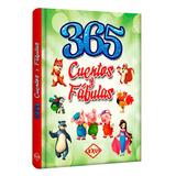 Libro 365 Cuentos Y Fábulas Cuentos Infantiles