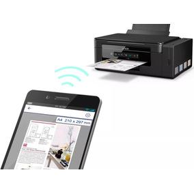 Impressora Multifuncional Colorida Epson L395 Ecotank Wi-fi