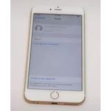 Iphone 6 Plus Nuevo Dorado Traído De Usa