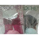 Mis Creaciones En Crochet. Entregas;2,34y6