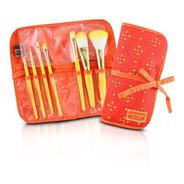 Kit Com 7 Pinceis Para Maquiagem - Jacki Design Fyd38009