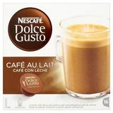 160g Nescafé Dolce Gusto Café Con Leche