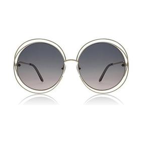 Chloé Gafas de sol redondas Carlina pXq745bx1I
