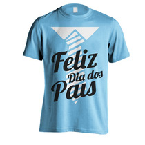 Camiseta Dia Dos Pais - Camisa Dos Pais Gravata