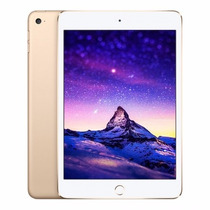 Ipad Mini 4 Apple Mk9j2cl/a 64gb/wifi Dourado