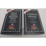 Codigo Penal + Nuevo Codigo Procesal Penal - Galas Ediciones