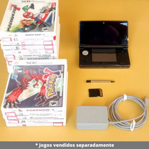 Nintendo 3ds Original + Brinde | Nfe E Garantia Playgorila