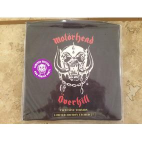 Motörhead Lp Compacto Colorido Overkill Ed. Limitada Raro
