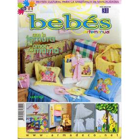 Patrones Revistas Lenceria Para Bebes