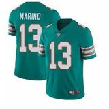 Camisa Futebol Americano Nfl Dan Marino Miami Dolphins