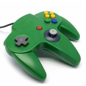 Controle N64 Nintendo 64 Usb Pc Notebook Joystick Raspberry