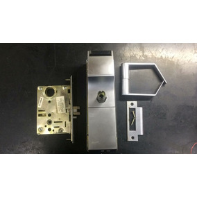 Fechadura Eletrônica Semi Nova Onity Modelo Ht24 - Americana