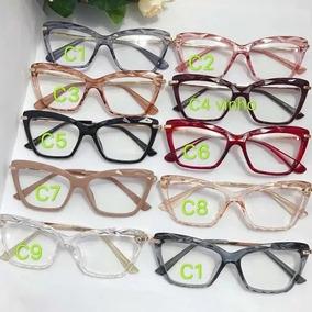 78c9a9c47 Oculos De 5 Reais Armacoes - Óculos Cinza escuro no Mercado Livre Brasil