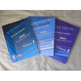 Livros Ccaa - Getting Started 1, 2 E 3 (textbook)