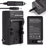 Cargador Bateria Sony Np-bn1 Camara Dsc-w310 W320 W330 W350