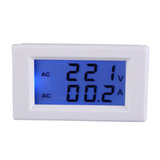 Voltimetro Amperimetro Digital Ca 80-300v 0-100amp Ddh-303l