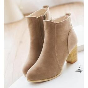 Zapato Casual Botin De Mujer, Mandarina Duck Talla 36-39