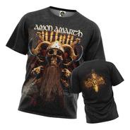 Camiseta Amon Amarth Masculino Digital Other Side Mod 0038
