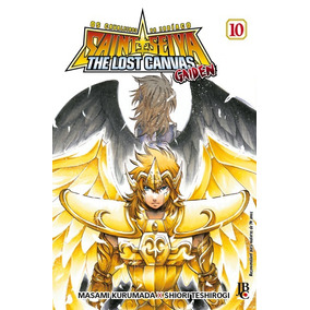 Manga Lost Canvas Gaiden Volume 10 Novo