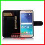 Case Carteira Celular Galaxy J2 Duos Capinha +película Vidro