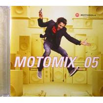 Varios Artistas - Motomix 05 Importado De Brasil