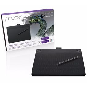 Tabla Digitalizadora Wacom Intuos 3d Pen&touch Medium Cth690