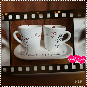 Set Desayuno Aniversario San Valentin - Enamorado-t/ocaci