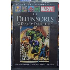 Graphic Novels Os Defensores - O Dia Dos Defensores Salvat
