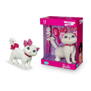 Gatinha Gata Da Barbie 30cm Pet Shop Veterinária - Original