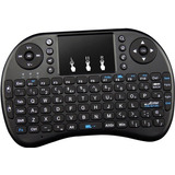 Mini Teclado Blutuf Sem Fio Usb Touch Smart Tv Box Wifi Pc