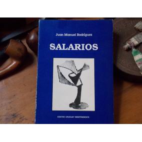 Juan Manuel Rodriguez - Salarios