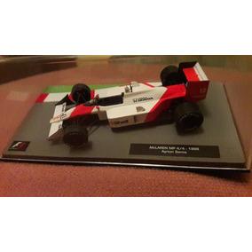 Mclaren Mp 4/4 - 1988 Ayrton Senna Colección N°1