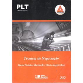 Plt 202 Anhanguera - Técnicas De Negociação - Dante Pinheiro