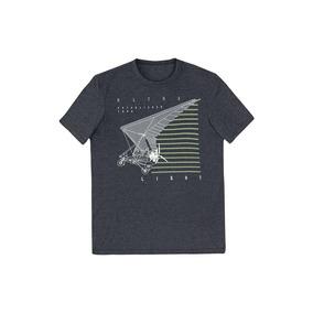 54a6687495 Macaco Preto Gg Hering - Camisetas Manga Curta no Mercado Livre Brasil